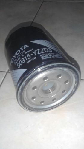 filtro aceite 4runner-hilux-kavac-fortuner. original toyota