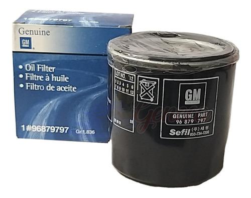 filtro aceite aveo original gm 2011 2012 2013 2014 #79797