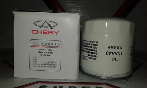 filtro aceite chery orinoco original