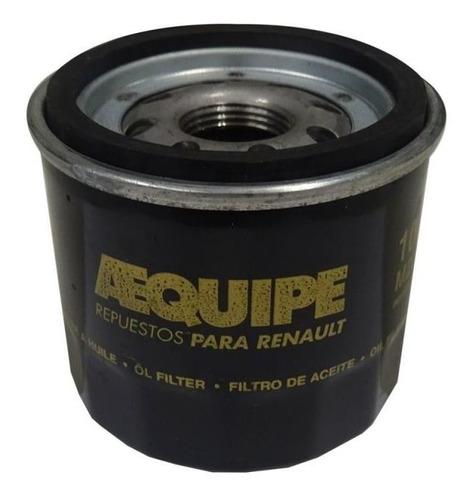 filtro aceite clio2 1,2 16v (d4f) modelo chapa a rosca