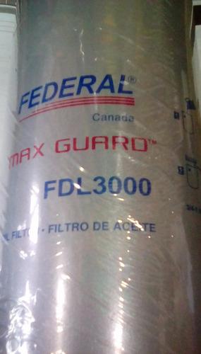 filtro aceite culmina encava ford hyunday jac, fdl 3000
