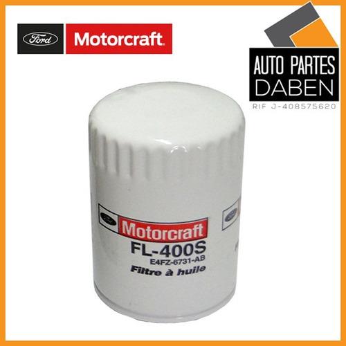 filtro aceite fiesta ka ecosport fl-400s original