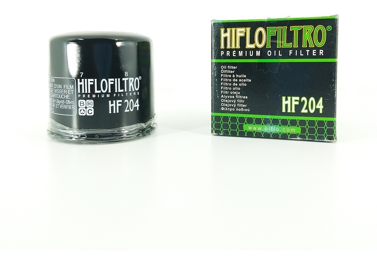 Ölfilter Hiflo HF204 für Honda CB1000 R//RA-8,9,A,B,C,D,E,F,GSC60 08-16