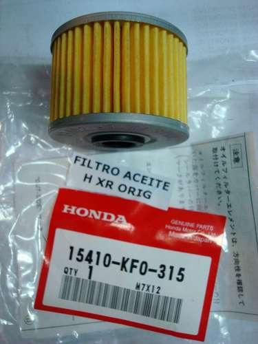 filtro aceite honda trx 300 420 500 650 700 original en fas!