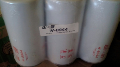 filtro aceite iveco stralis-trakker  12 verdes