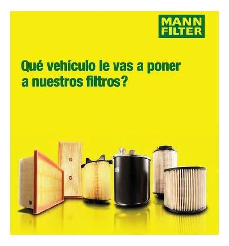 filtro aceite mann ford ranchero