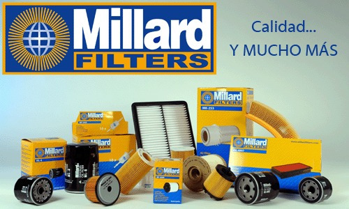 filtro aceite ml7206 millard mitsubishi fp/fv 517 (wix 51599