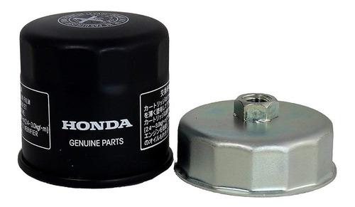 filtro aceite original p/ honda transalp cbr 600 1000 llave