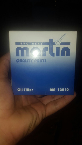 filtro aceite para