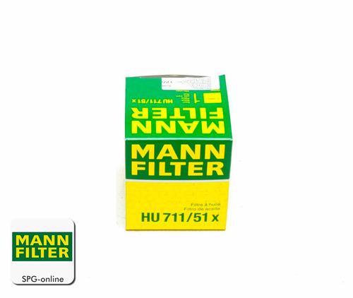filtro aceite peugeot 306 2 2002 02 hu711/51x