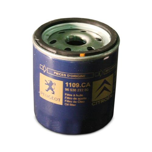filtro aceite peugeot partner 1.6 16v tu5