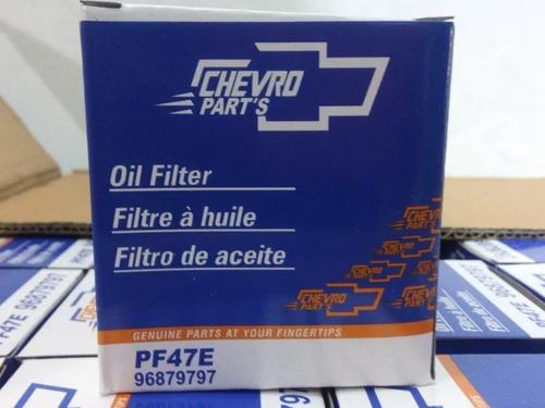 filtro aceite pf47e de aveo, optra, corsa, palio, cielo.