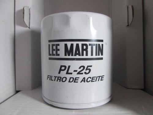 filtro aceite pl 25 lee martin ofertazo