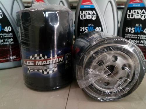 filtro aceite pl-8 / 51515 / w-8 / ml-8 mayor y detal 320m1l