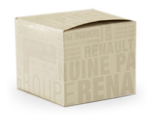 filtro aceite - renault clio 2 1.2 16v original