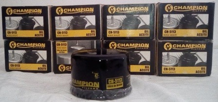filtro aceite renault clio logan megane ch-5113 champion