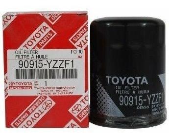 filtro aceite toyota previa camry  100% original importado