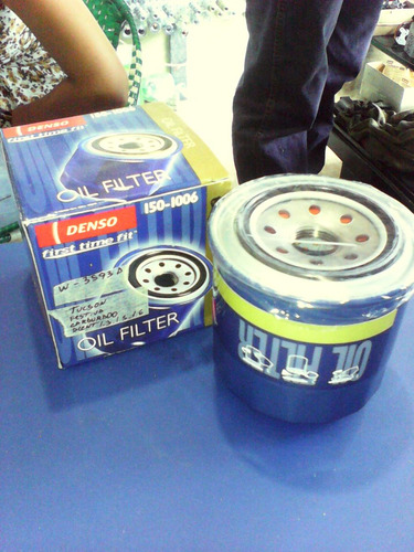 filtro aceite tucson/festiva carburado/accent 1.3/1.5/1.6