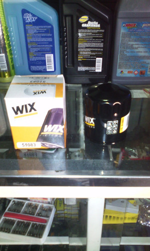 filtro aceite wix 51083 renault peugeot citroen chevrolet