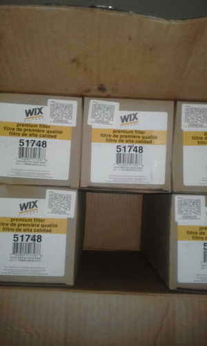 filtro aceite wix ford cargo 51748 lf 3000
