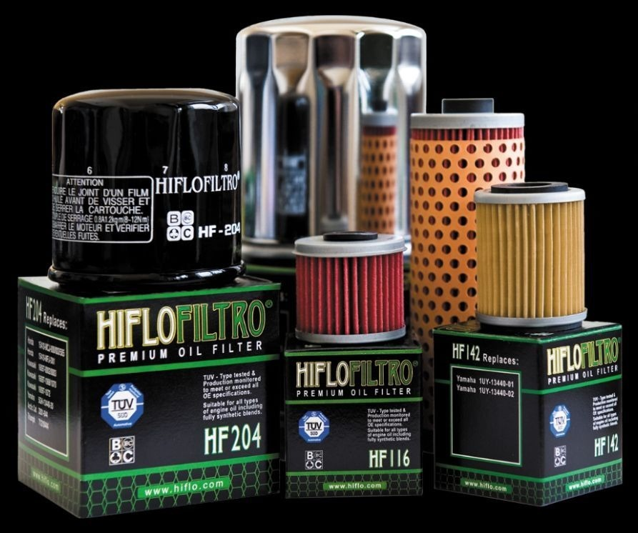 HIFLOFILTRO HF204 Filtro de aceite