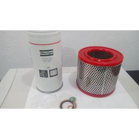 Filtro Aceite/aire Compresor De Tornillo Atlas Copco