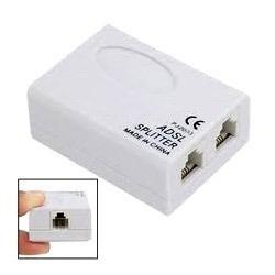filtro adsl para linea telefonica internet y punto de venta