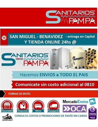 filtro agua anti sarro sal polifosfato purificador