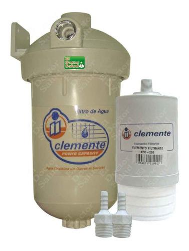 filtro agua clemente 7rm cartucho ap200 ozono bebedero r4