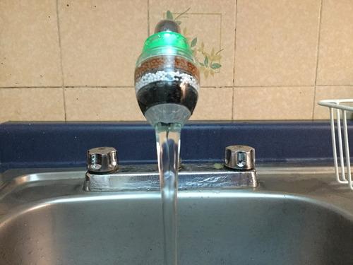 filtro agua cocina