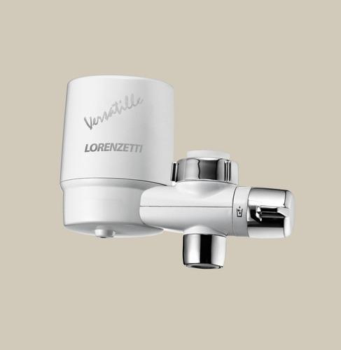 filtro agua lorenzetti para grifo versatille