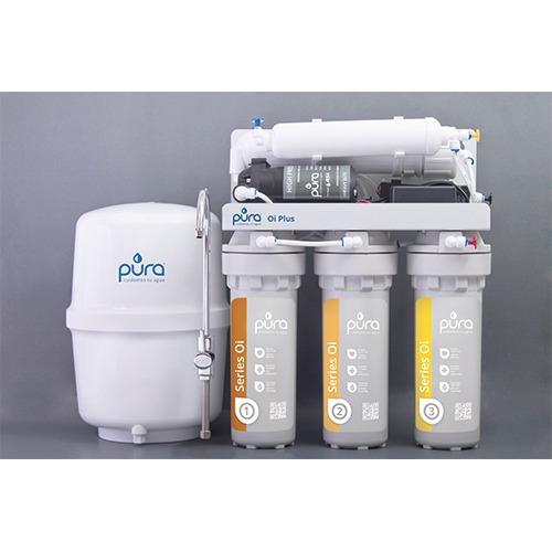 filtro agua mineral ósmosis inversa purifica pura oi promo
