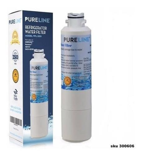 filtro agua nevecon samsung da29-00020b importado usa w01
