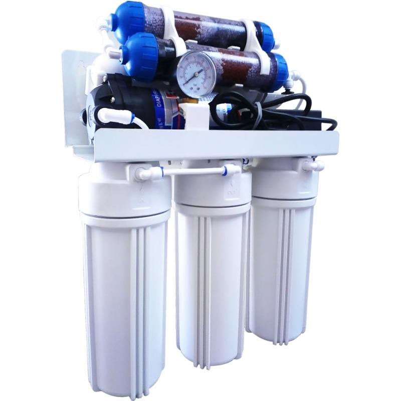 Filtro agua osmosis inv alcalina antioxidante y ionizada - Filtro de osmosis inversa ...