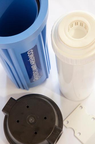 filtro agua para arsénico 10   certif nsf61 hidroxido hierro