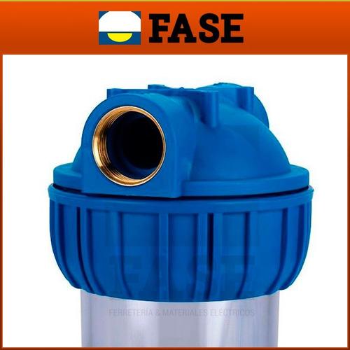 filtro agua polifosfato hidroquil anti sarro tanque cañerías