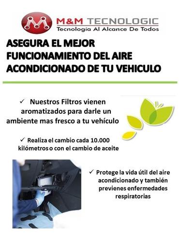 filtro aire acondicionado daewoo tacuma / chevrolet vivant