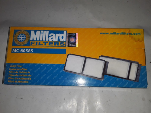 filtro aire acondicionado mazda 3.
