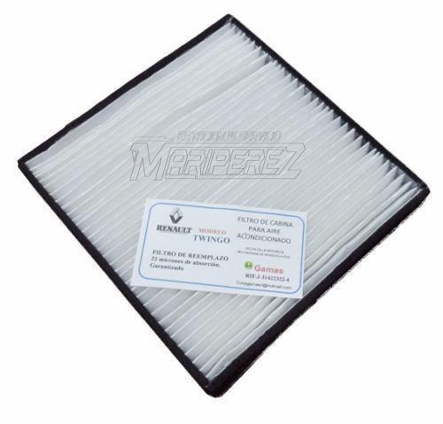 filtro aire acondicionado renault twingo