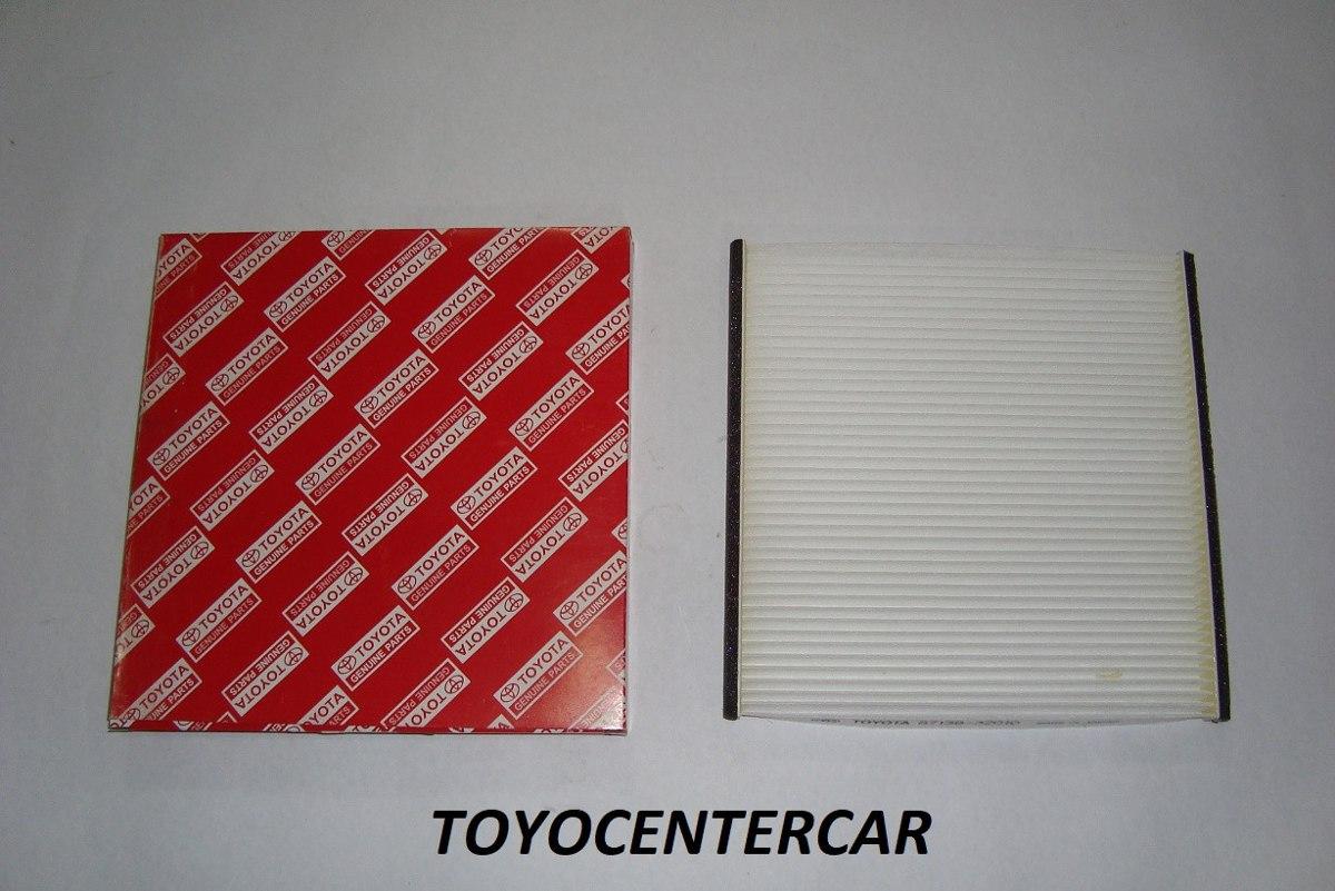 Filtro aire acondicionado original Toyota