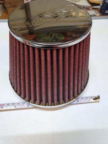 filtro aire alto flujo apc intimidator 5 pul entrada.