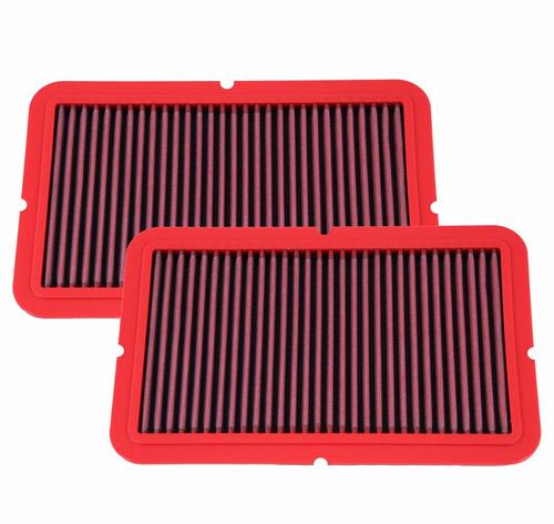 filtro aire alto flujo bmc ferrari f430 4.3l v8 reemplazo