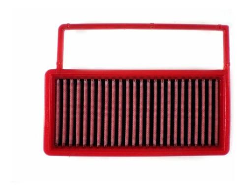 filtro aire alto flujo bmc fiat 500 abarth 08-10 reemplazo
