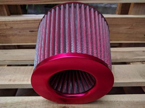 filtro aire alto rendimiento flujo accesorios carro tuning