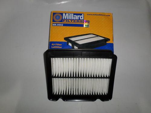 filtro aire aveo millard mk-9902 1.6 l ls lt 05-17 chevrolet