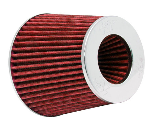 filtro aire biconico k&n kyn kn 3 - 3.5 - 4 rojo