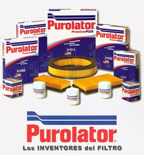 filtro aire carter chevrolet buick gmc purolator 67-69 b2009