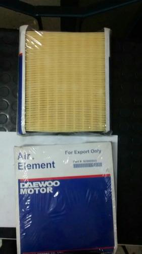 filtro aire cielo daewo original