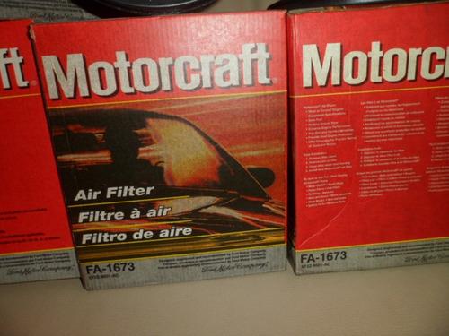 filtro aire ford windstar 3.0 y 3.8 1999-2003 cónico
