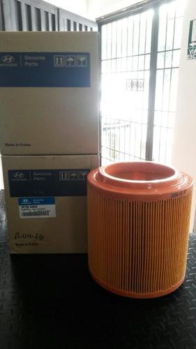 filtro aire hyundai h100